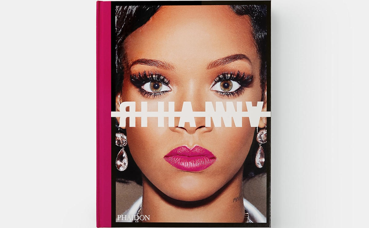 Phaidon publishes visual autobiography by Rihanna