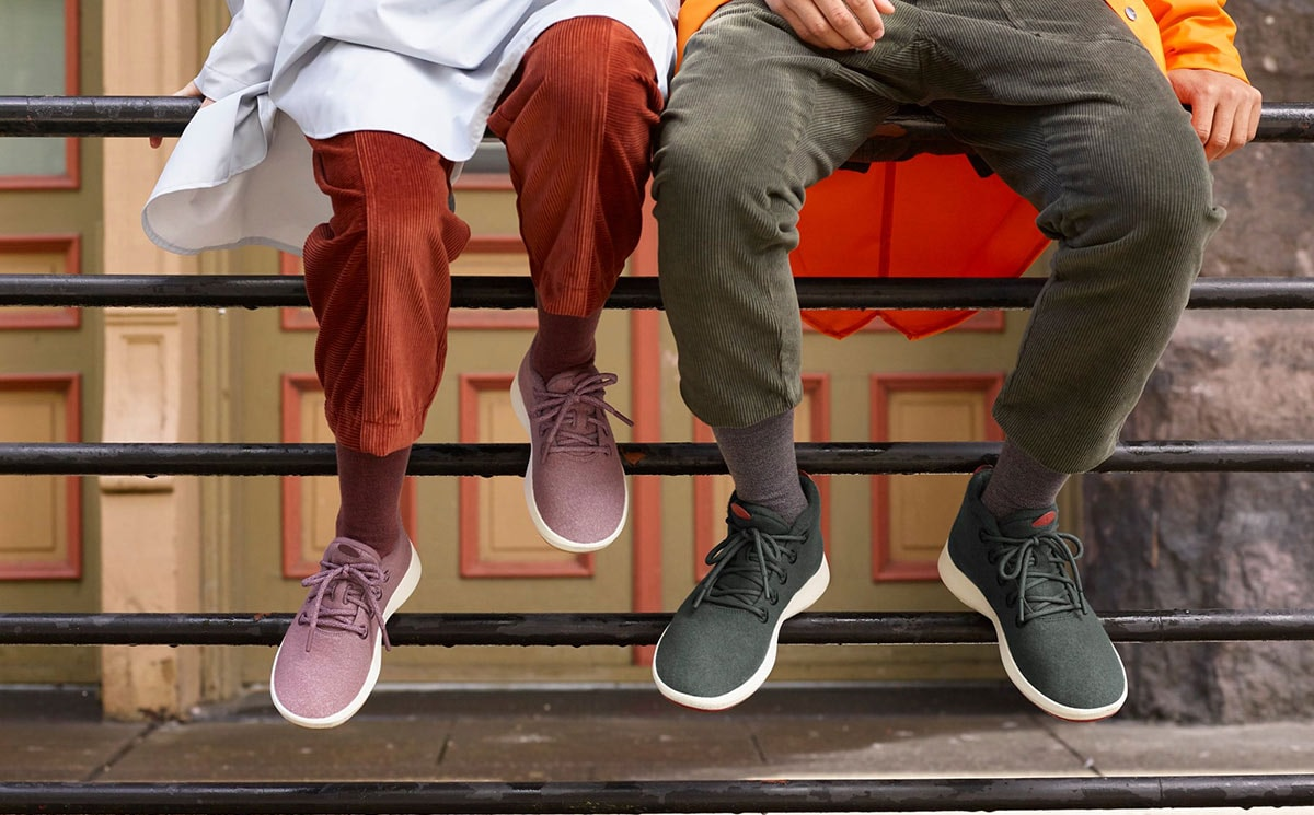 All about Allbirds' debut on Singles' Day