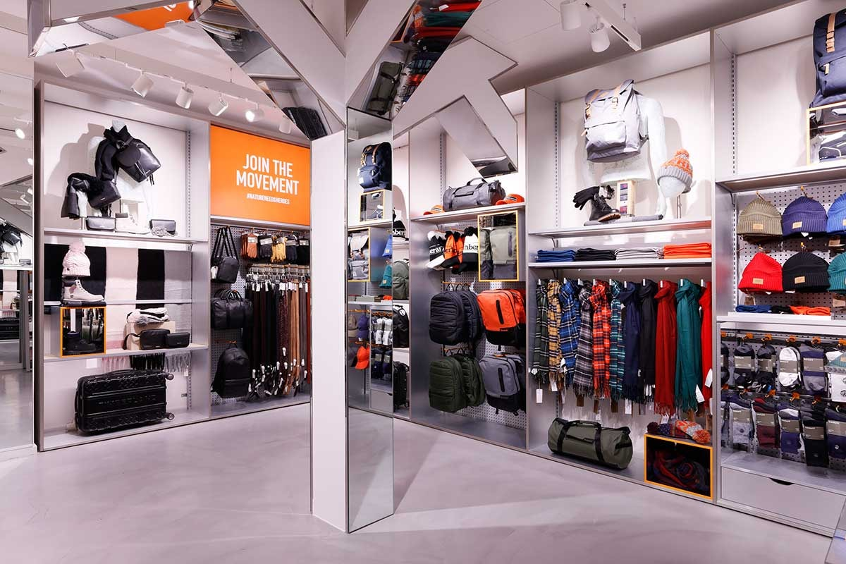 "Timberland opens first ""purpose-led"" flagship store in Europe"