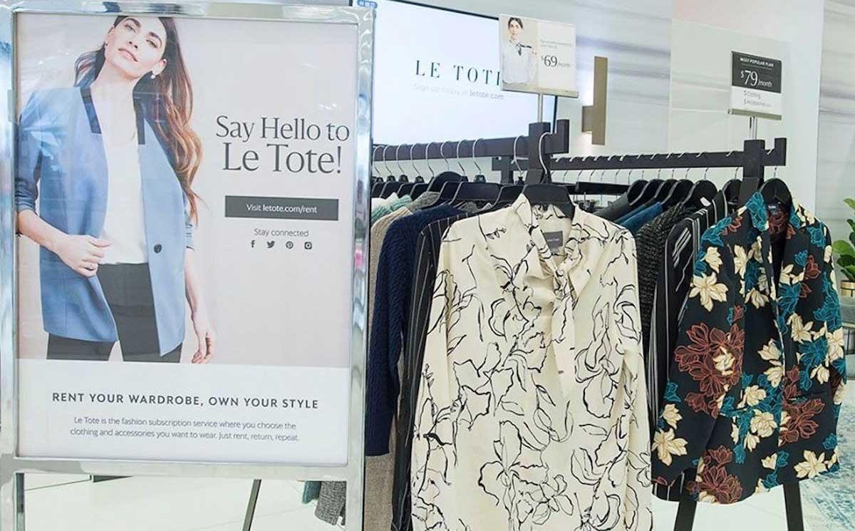 Hudson's Bay Company sells Lord + Taylor to Le Tote - FashionUnited UK