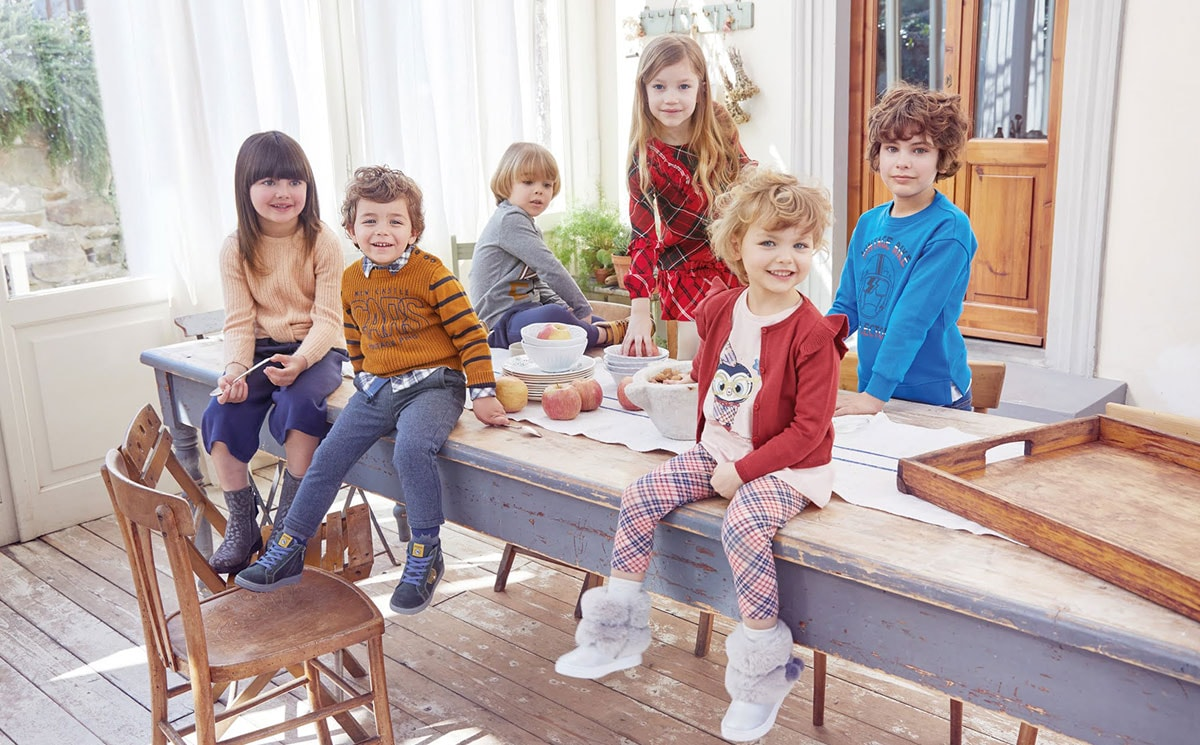 Moda launches new section 'Little Soles' dedicated to kids footwear