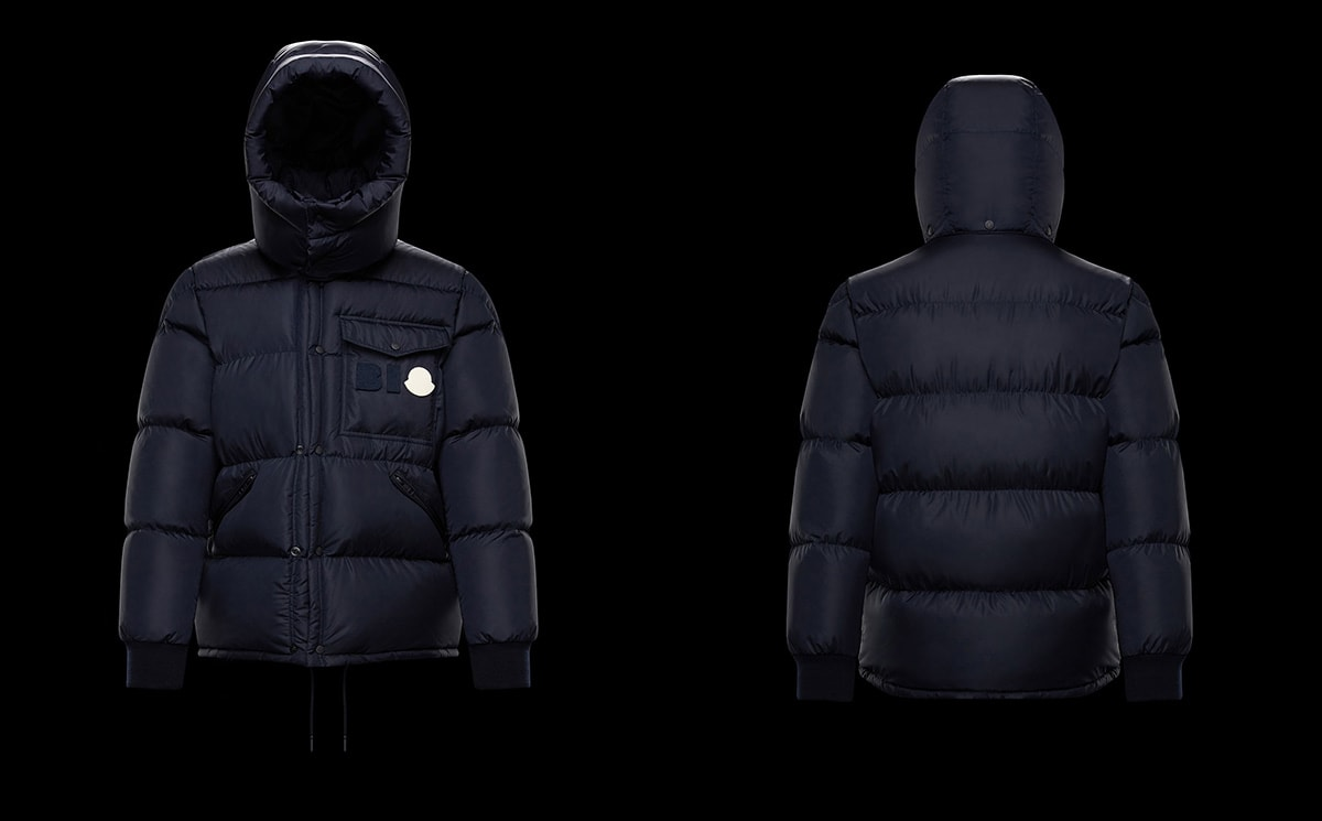 Moncler launches a bio-based and carbon neutral down jacket