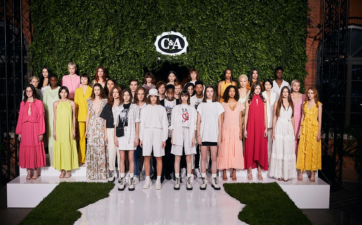 "C&A buying director ladies: ""Over 50 percent of SS20 collection is 'more sustainable'"""