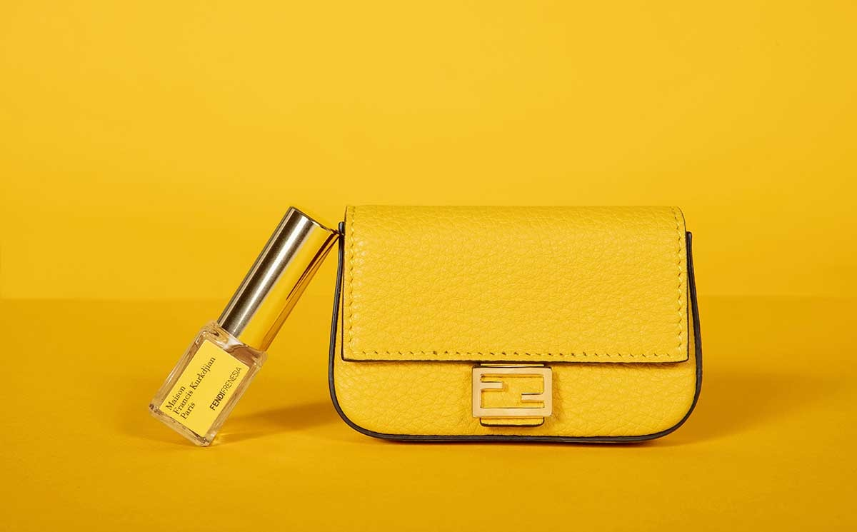 Fendi debuts scented Baguette bag