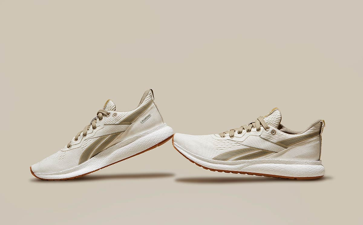Reebok announces its first-ever plant-based running shoe