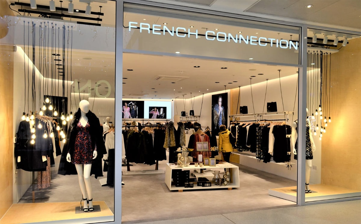 French Connection seeks funding as cash resources dwindle