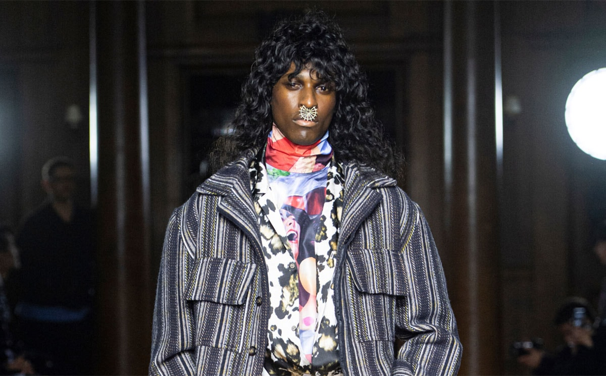London Fashion Week Men S Aw20 Five Standout Collections