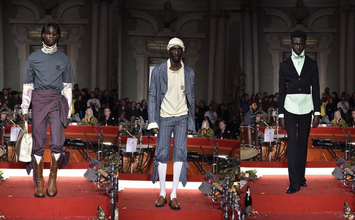 Pitti Uomo 97: Streetwear, durabilité et mode masculine traditionnelle