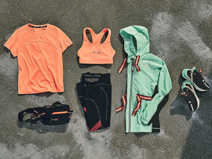 Puma launches sustainable collection with First Mile