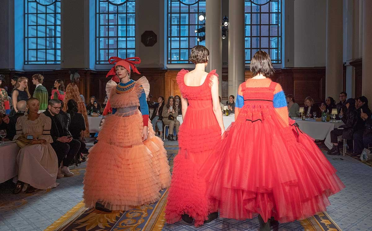London Fashion Week Gives Further Details On Physical Showcase