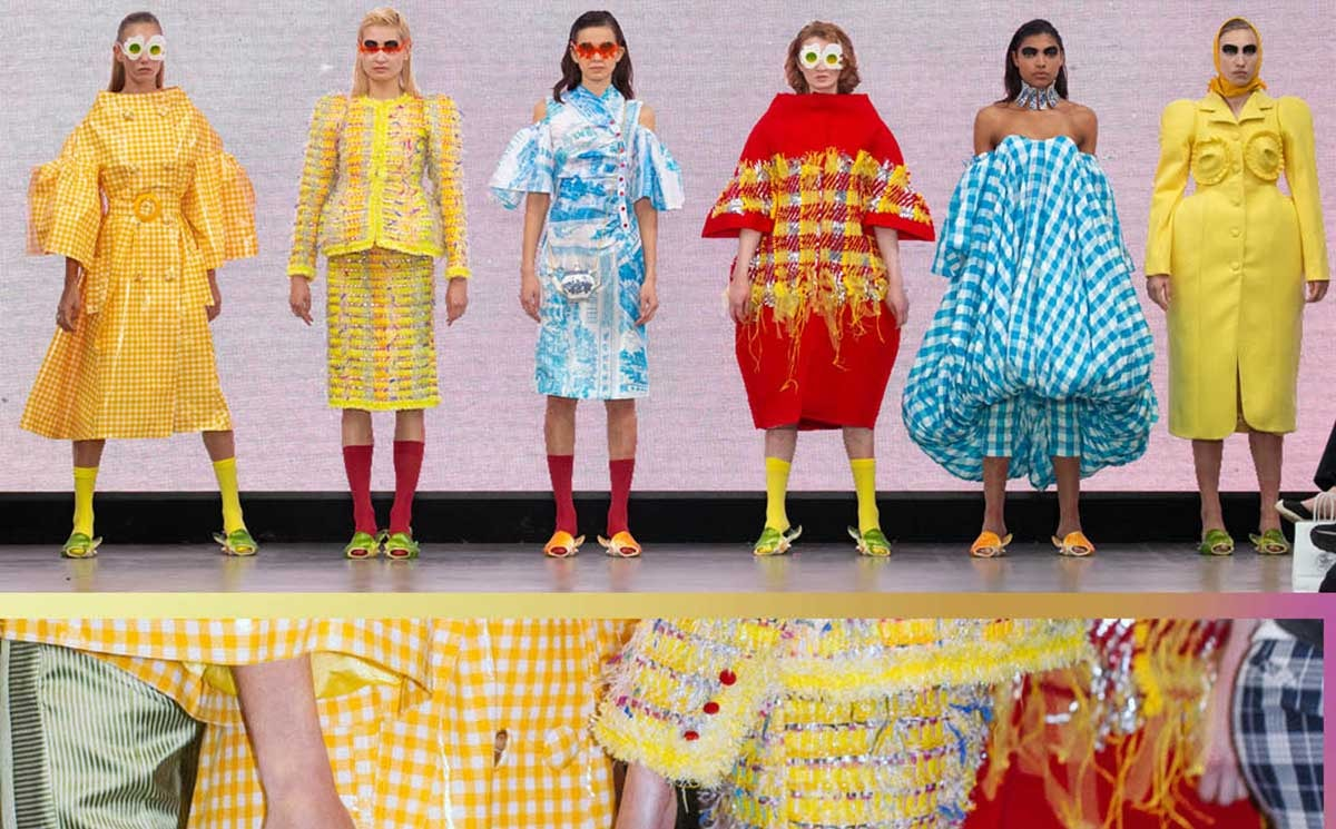 Graduate Fashion Foundation returns to LFW
