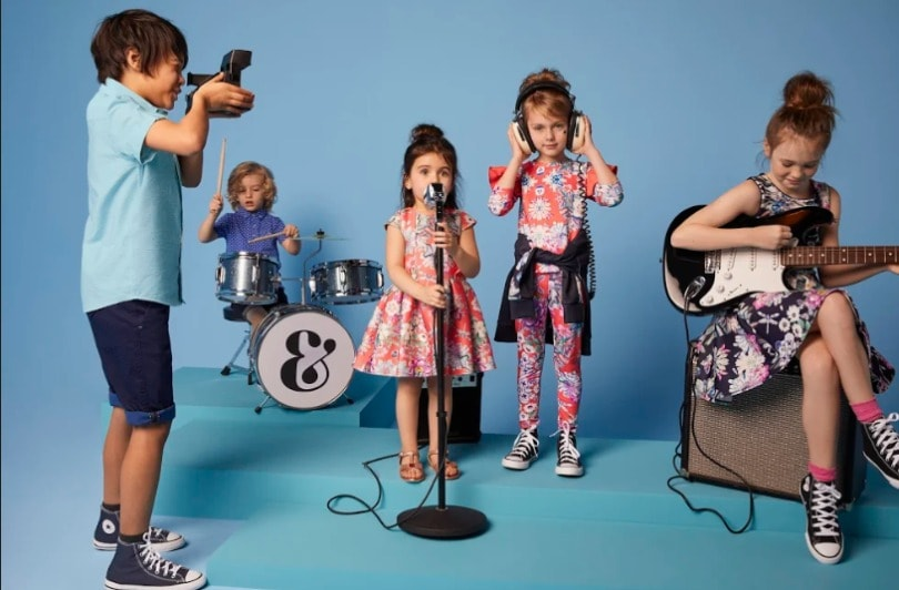 Debenhams launches new premium kidswear brand