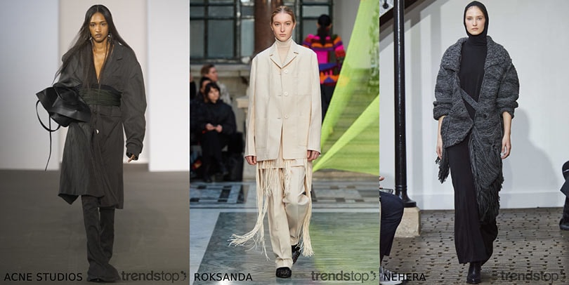 Key runway themes from Autumn/Winter 2020