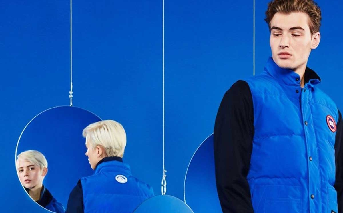 Canada Goose shuts stores in North America and Europe
