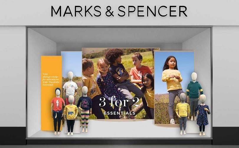 Marks & Spencer to 'hibernate' fashion stock as Covid-19 drags down revenues