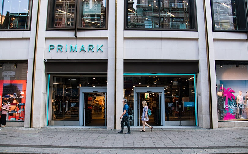 Primark launches new energy efficient delivery trucks