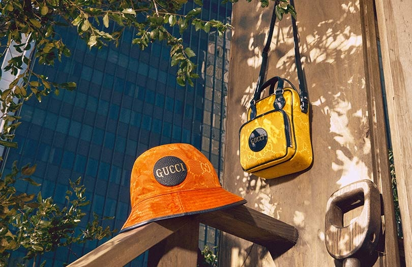 Gucci unveils circular 'Off The Grid' collection