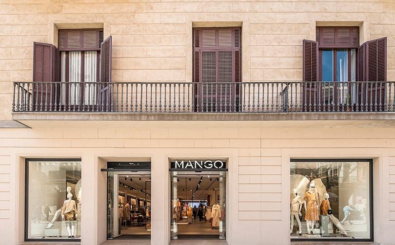 Mango deelt omzet ecommerce met franchisenemers