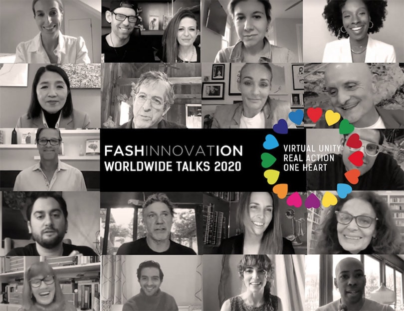 FASHINNOVATION Worldwide Talks 2020 NYFW announces Veja, Arizona Muse, Urban Zen, and Evolved By Nature