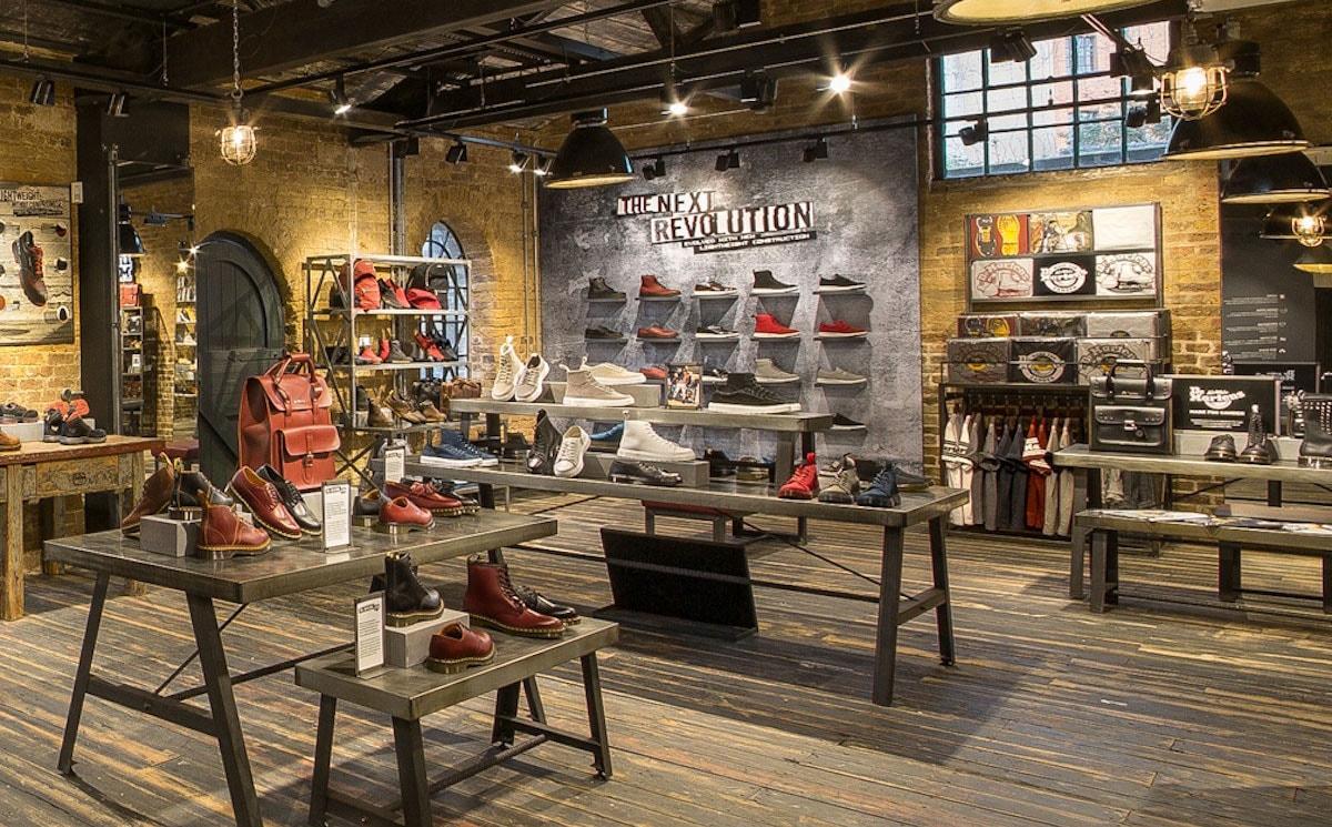 dr martens shoes store near me