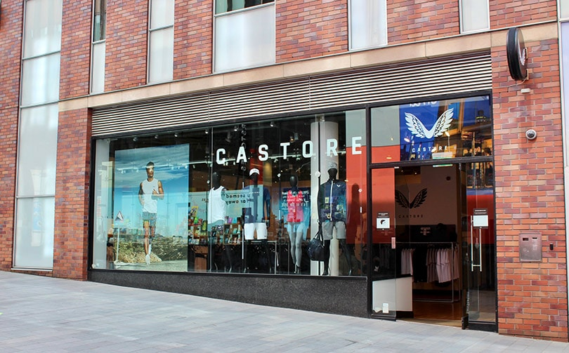 Castore opens Liverpool One store
