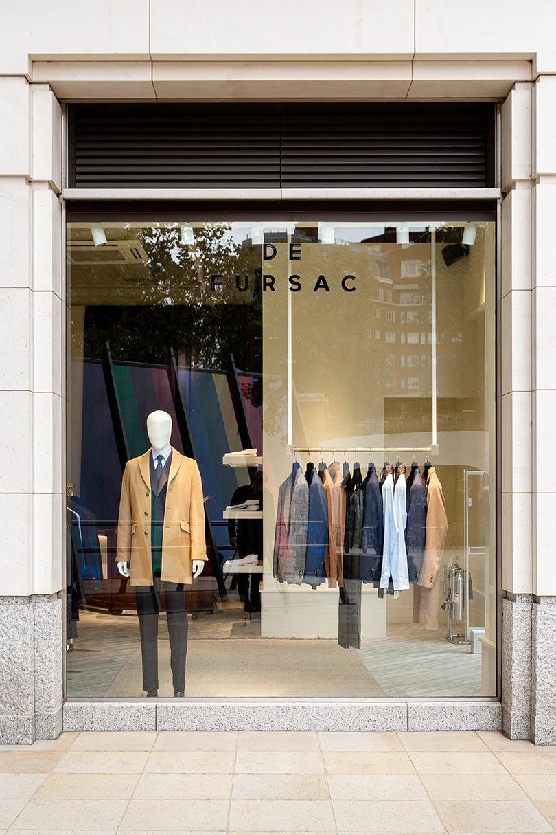 De Fursac opens boutique in London