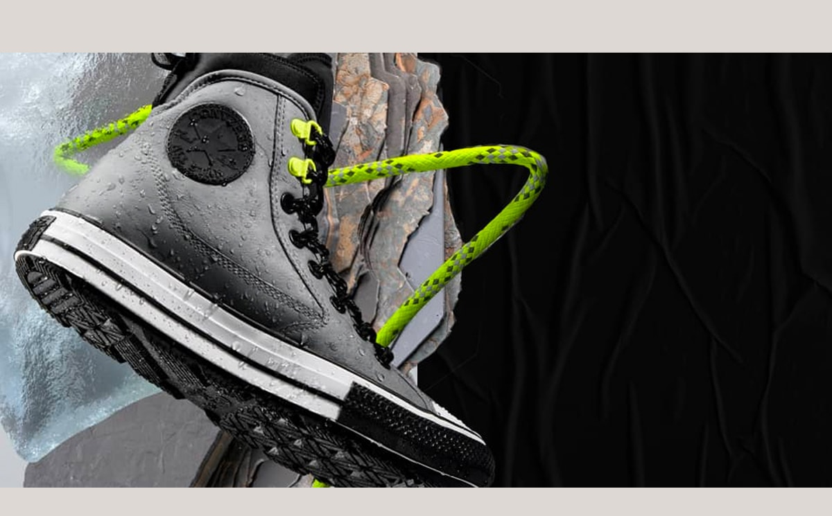 Converse Sneakers For FallWinter