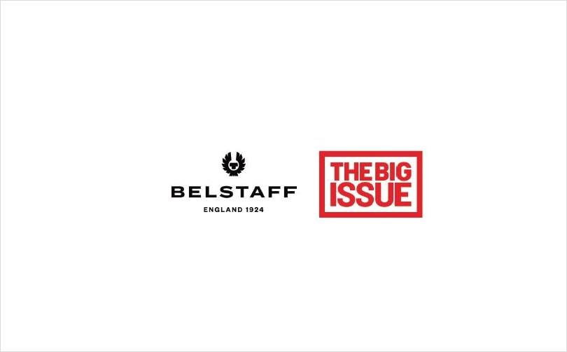 BELSTAFF LAUNCHES BLACK FRIDAY PROMOTION TO SUPPORT THE BIG ISSUE FOUNDATION