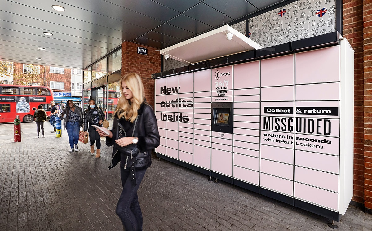 Missguided ramps-up contact-free collection ahead of Christmas