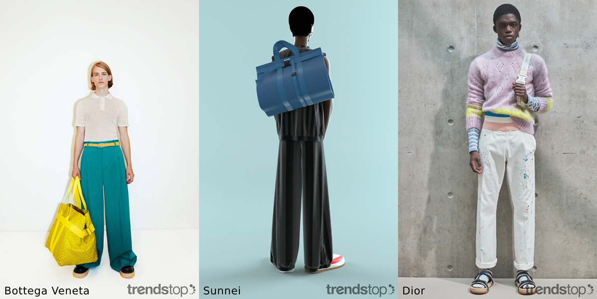 Menswear accessories trends for Spring/Summer 2021