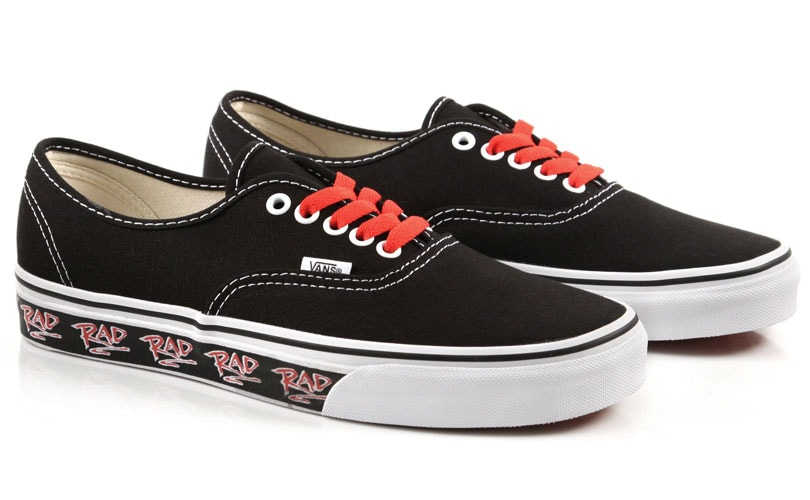 "Vans sued for use of ""rad"" logo"