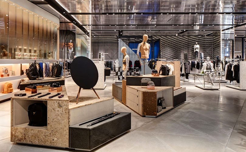 harvey nichols reopens birmingham store. Black Bedroom Furniture Sets. Home Design Ideas