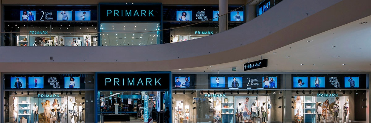 Case study on Primark sustainability, ethics, supply chain