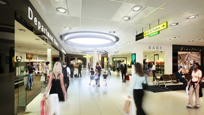 9975809c7 Gatwick goes luxury with Harrods opening