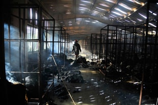 Bangladesh: factories faced with expensive fire safety