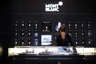 Richemont reports 5 percent rise in 2013 sales