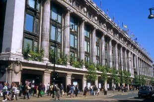 Selfridges injects 300 million pounds into Oxford Street flagship store