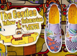 Vans x The Beatles