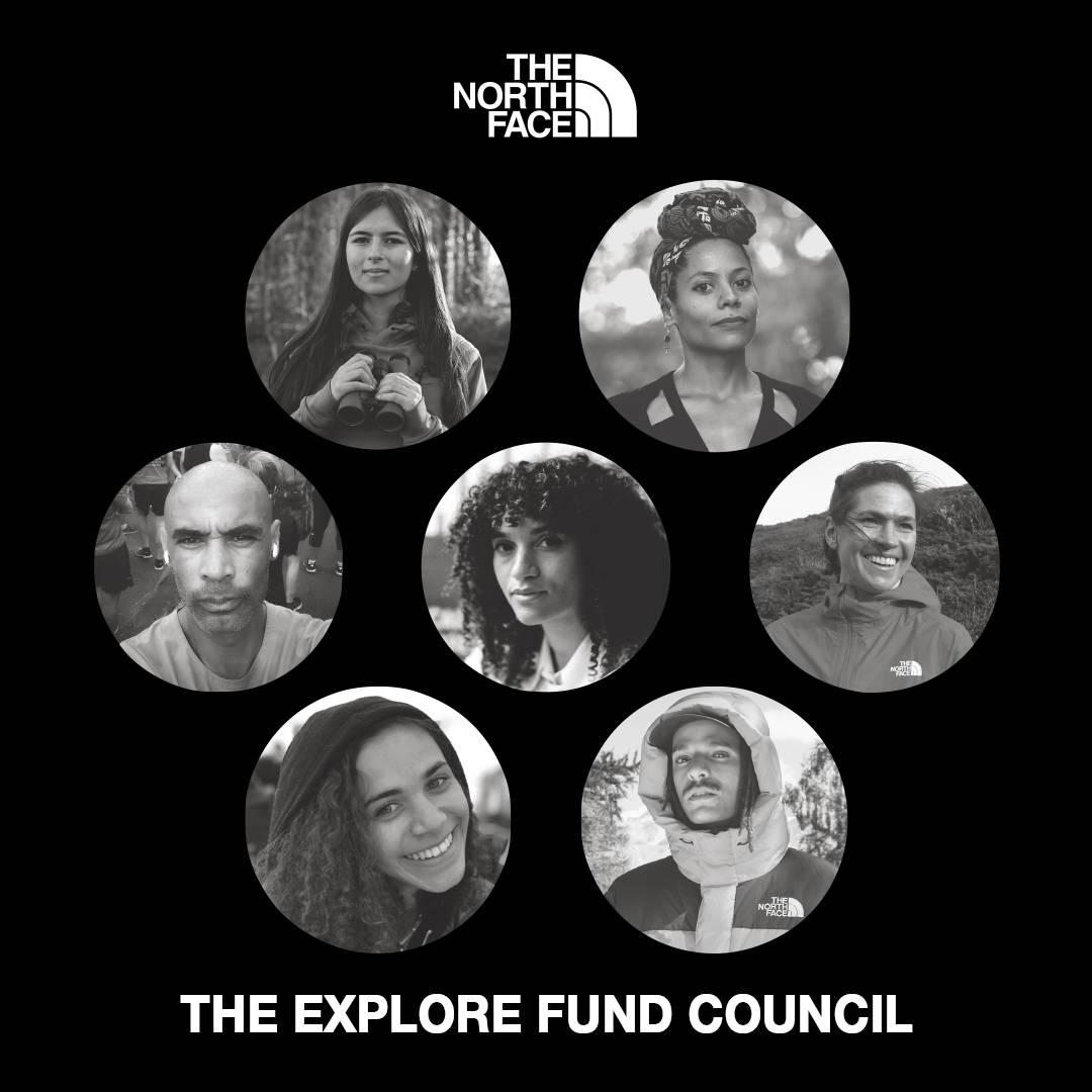 Image: The North Face, The Explore Fund Council