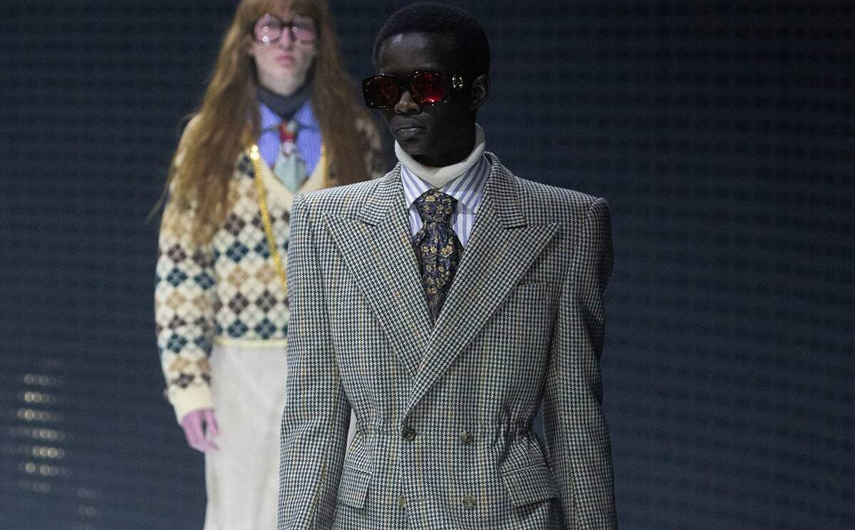Gucci to show at Milan Fashion Week Men's