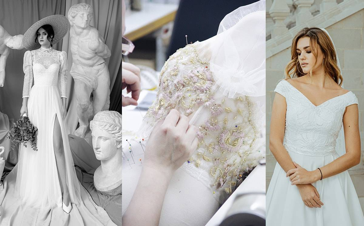 In focus: three successful wedding dress designers from Moldova and Belarus