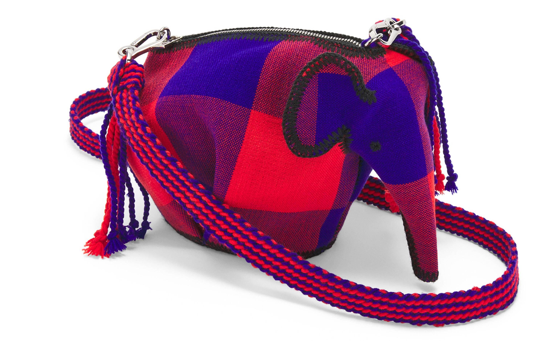 Loewe's new elephant mini bag helps charity