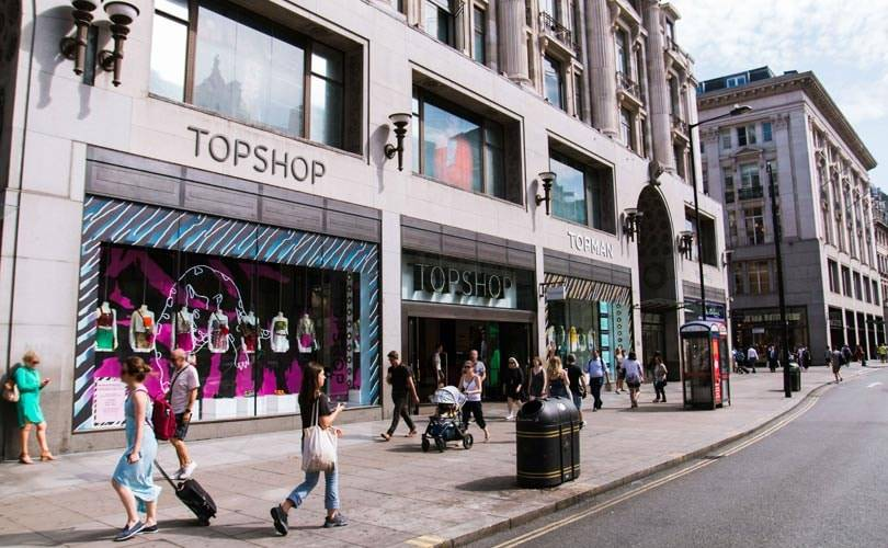 Topshop, Topman creditors owed 176 million pounds