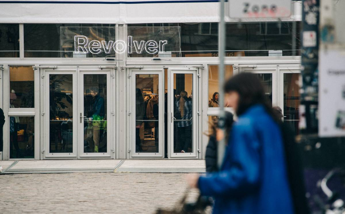 Revolver launches updated digital showrooms