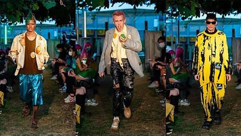 Video: Doublet at Paris Men's Fashion Week