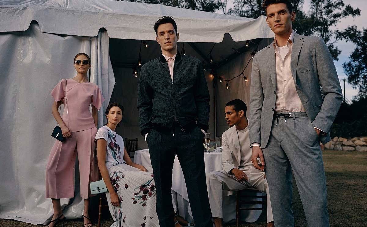 Hugo Boss posts 59 percent drop in Q2 sales