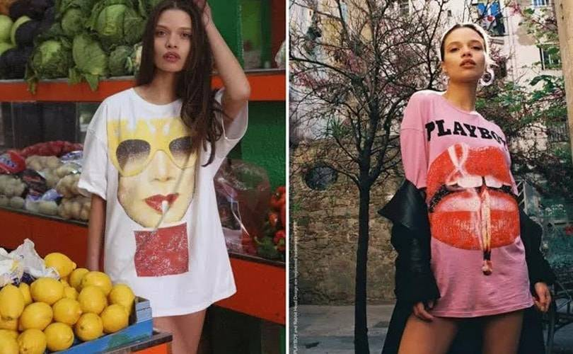 The Kooples launches collaborative collection with Playboy