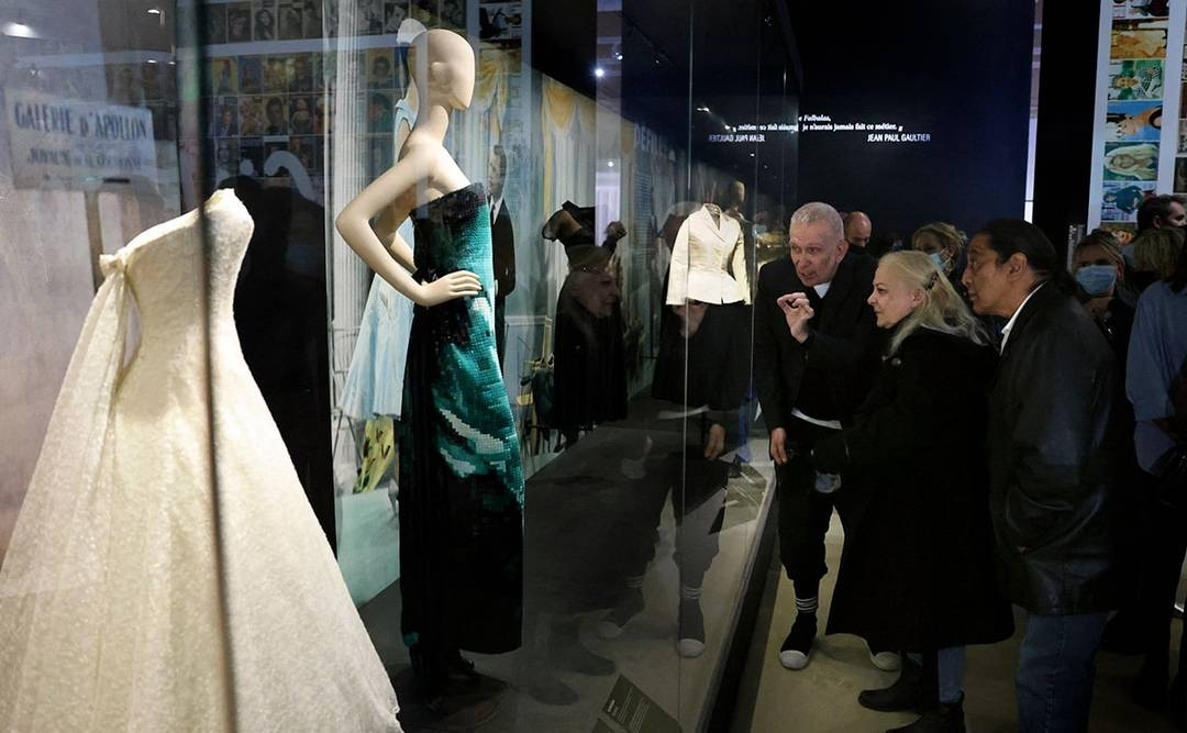 'I've always been a feminist': Jean-Paul Gaultier becomes curator