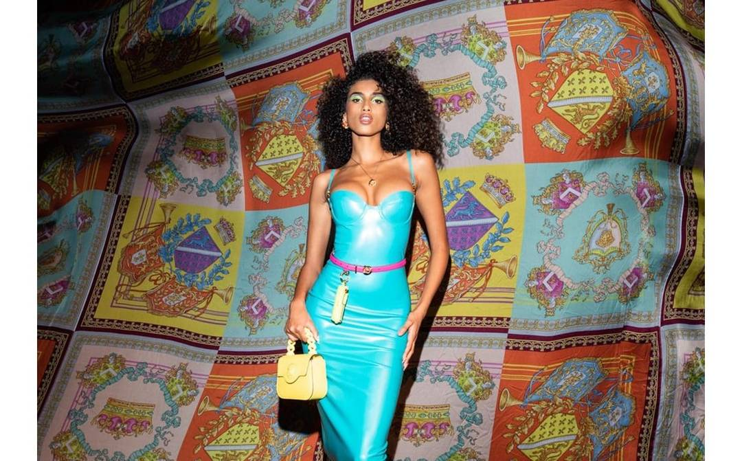 Video: Versace SS22 womenswear collection