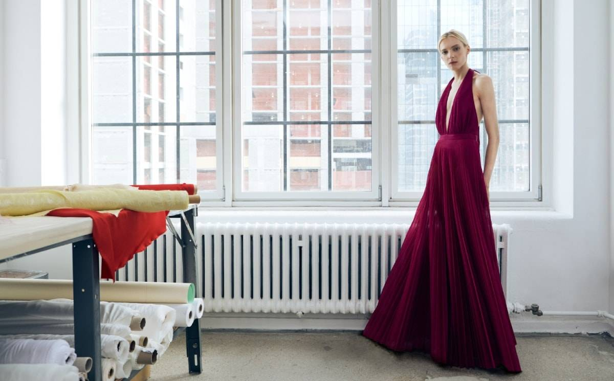 Halston launches limited edition collection in Netflix collaboration